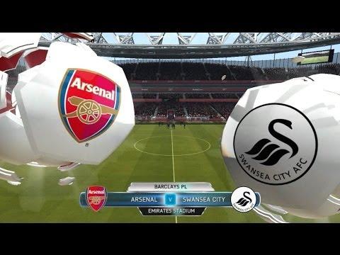 Swansea City vs Arsenal Arsenal vs Swansea City