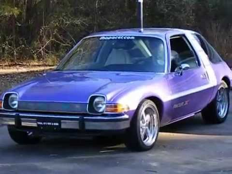Anna Beth's AMC Pacer. The first MoPacer video.