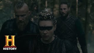 Vikings: Queen Lagertha Is Ready For A Fight | Mid-Season Five Finale Airs Jan. 24 | History