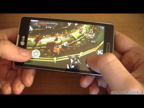 LG Optimus L7 II - Focus Games