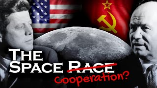 Space Race: The Crazy Idea to Go to the Moon Together