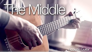 Download Lagu Zedd - The Middle - Fingerstyle Guitar Cover // Joni Laakkonen Gratis STAFABAND