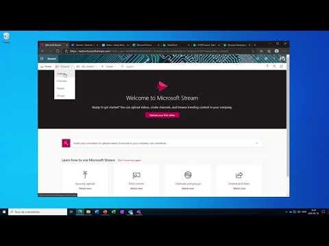 Microsoft Stream: vállalati videómegosztó belső használatra!   - Mutasd meg, hogyan csináljam