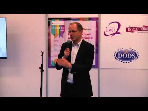 Sir Andrew Witty, CEO GlaxoSmithKline & BIS Lead Non-Exec Board Member, Growth & Industry