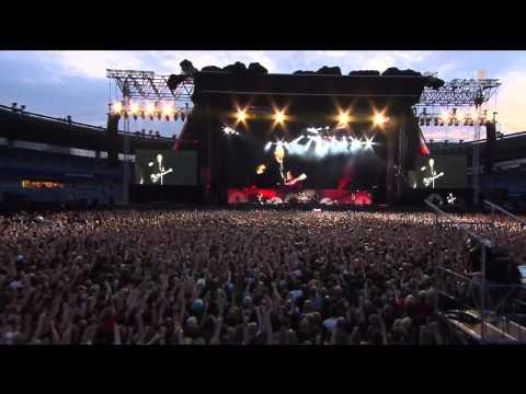 Metallica - Ride The Lightning (Live @ Gothenburg Sweden, 2011)