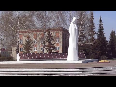 Скорбящая мать..р.п. Любинский Омской области