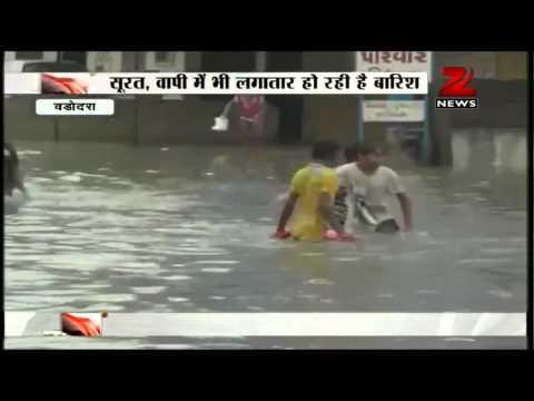 Heavy rains lash south Gujarat