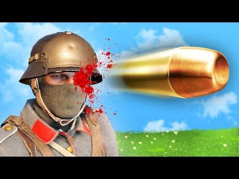 TOP 50 FUNNIEST FAILS IN BATTLEFIELD 1
