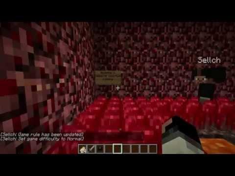 Minecraft:Прохождение карты В поисках