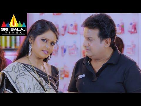 Stepney Movie Preeti and Adnan Comedy at Super Market || Aziz Naser || Sri Balaji Video thumbnail
