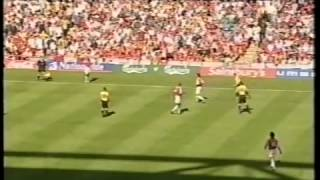 Liverpool  Arsenal...FA Cup 2000-01-Final.