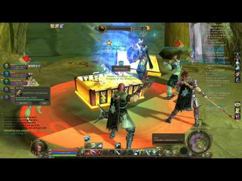 Aion Open Beta 1.5 Unknown Box Mega Loot