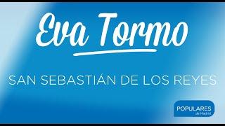 video Conoce a tu candidato: Eva Tormo (San Sebastián de los Reyes)