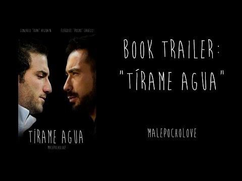 Book Trailer: || Tírame Agua - Gonzalo Higuaín & Ezequiel Lavezzi ||
