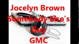 Watch Jocelyn Brown Somebody Else
