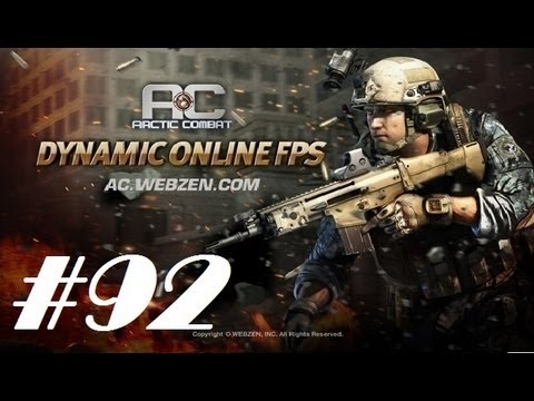 Arctic Combat: SCAR-L Can Do Work, Too [AC Ep. 92]
