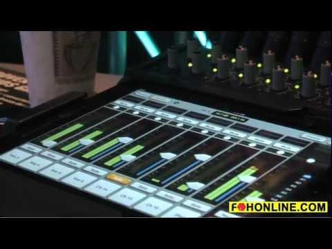 Mackie DL1608 Digital Live Sound Mixer - FOH TV Video Demo