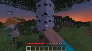 Cùng chơi Minecraft Sinh Tồn Tập 1: Co-op với Bell khởi đầu khá phức tạp