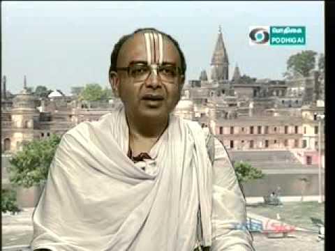1 Apr 2012;sri Ramanin Arulamudam By Sri Velukkudi Krishnan In Podhigai Tv video