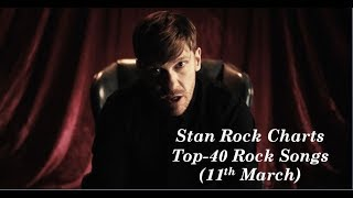 Download Lagu Top 40 Rock songs of the week 2018 (11th March ) Gratis STAFABAND
