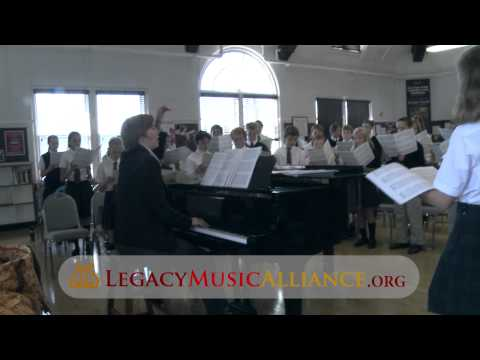 The Madeleine Choir School - Legacy Music Alliance PSA