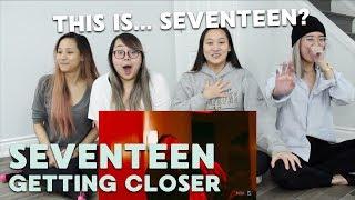 Mv Reaction Seventeen 세븐틴 34 숨이 차 Getting Closer 34