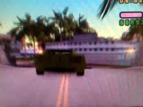 encontrar helicoptero en vice city stories psp