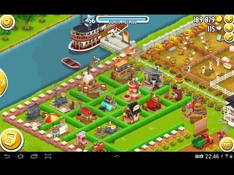 Hay Day Level 56
