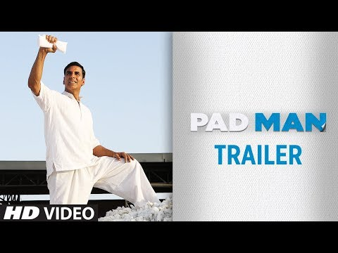 Padman Official Trailer 2018
