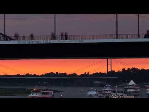 Rheinkirmes 2012 (Timelapse Footage) - Düsseldorf