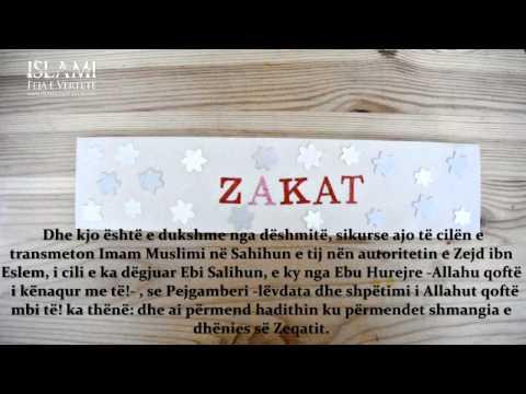 Dispozita rreth atyre të cilët nuk e japin Zekatin – Shejh el-Ulvan