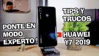 HUAWEI Y7 2019  PONTE EN MODO EXPERTO   TIPS Y TRUCOS  📲📲 #Huawei
