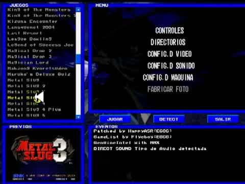 hqdefault Emulador Neo Geo  Completo