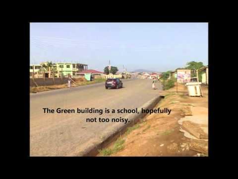 Building in Ghana Part 2