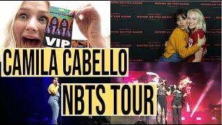 Download Lagu CAMILA CABELLO NBTS TOUR VLOG   VIP MEET & GREET Gratis STAFABAND