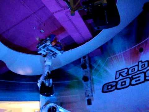 Underwater Roller Coaster Roller Coaster Dubai