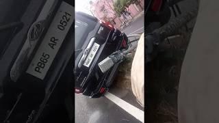 Scorpio Accident in Mohali Live