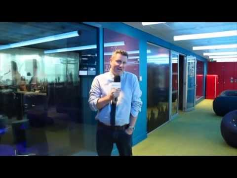 A quick tour of BBC Radio 1 with Ben Cooper