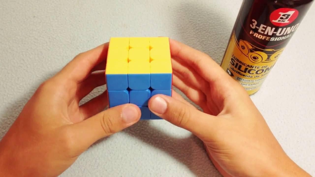 Чем смазать кубик рубик в домашних условиях 269