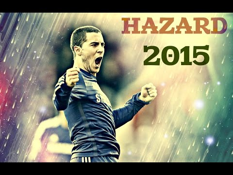 ⬛ Eden Hazard ⬛ The best player of the Premier League 2015 HD