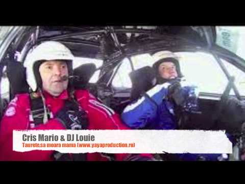 Sonerie telefon » Cris Mario (YaYa Project) & DJ Louie – Taurete,sa moara mama (Club Edit 2012)(www.yayaproduction.ro)