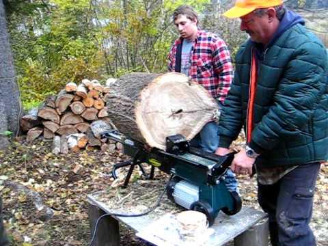 Yardworks 4 ton Log splitter