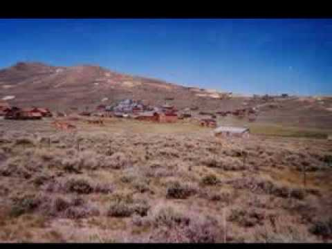 My visit to Bodie State Historical Park, haunted ghost town!