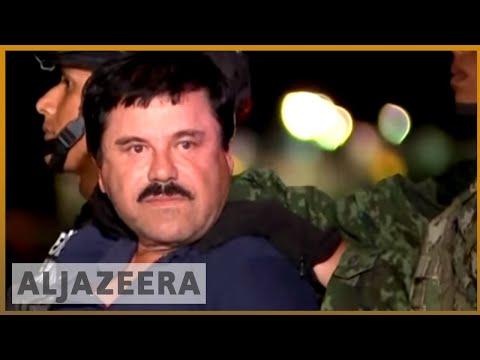 Mexico recaptures fugitive drug kingpin El Chapo