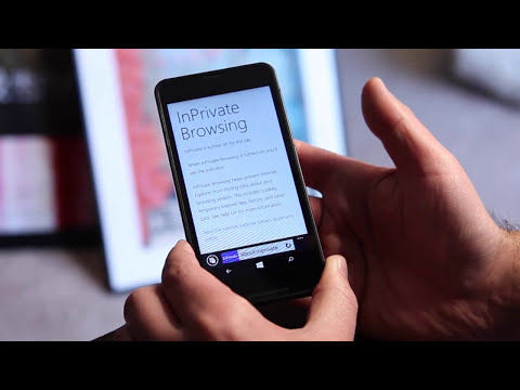 Windows Phone 8.1 Internet Explorer