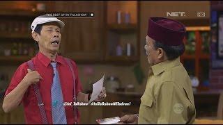 The Best of Ini Talkshow - Malih Nggak Jadi Kangen Ketemu Haji Bolot