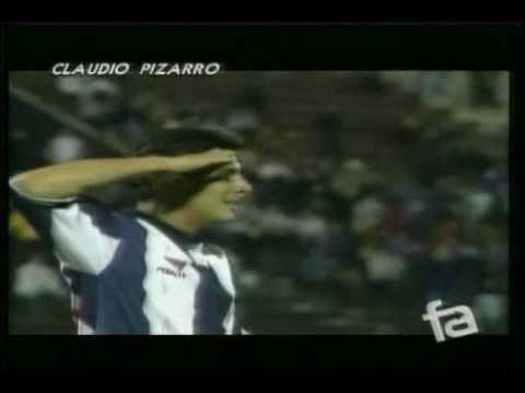CLAUDIO PIZARRO ALIANZA LIMA