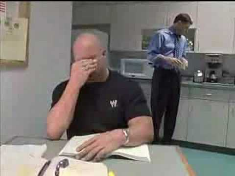 Stone Cold's Funny ESPN Commercial Video