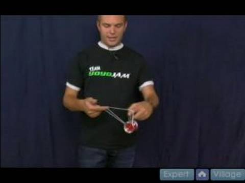 How To Do Intermediate Yo-Yo Tricks : How To Do The Ripcord Yo-Yo Trick