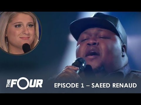 Saeed Renaud: This Guy Makes Megahn Trainor CRY Like Never Before | S1E1 | The Four | the four